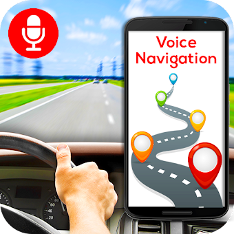 Live Voice Navigation - Driving Directions