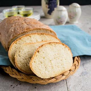 Homemade Italian Bread Recipe