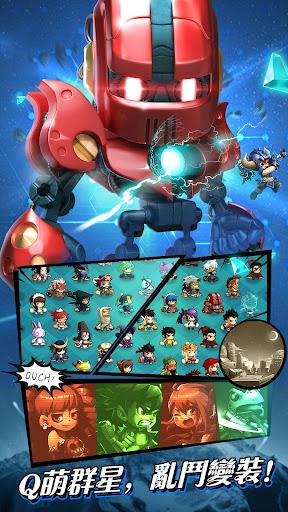 Télécharger 亂鬥堂3 - 二次元熱血策略變裝卡牌手遊 apk mod screenshots 3