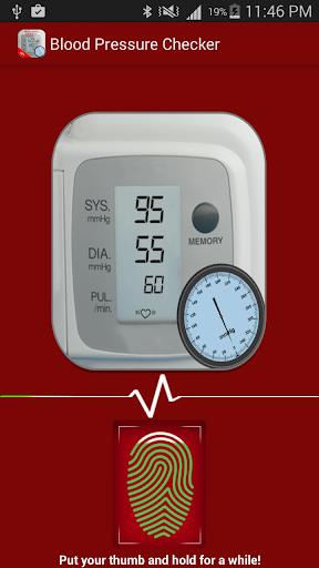 Blood Pressure Checker :Prank