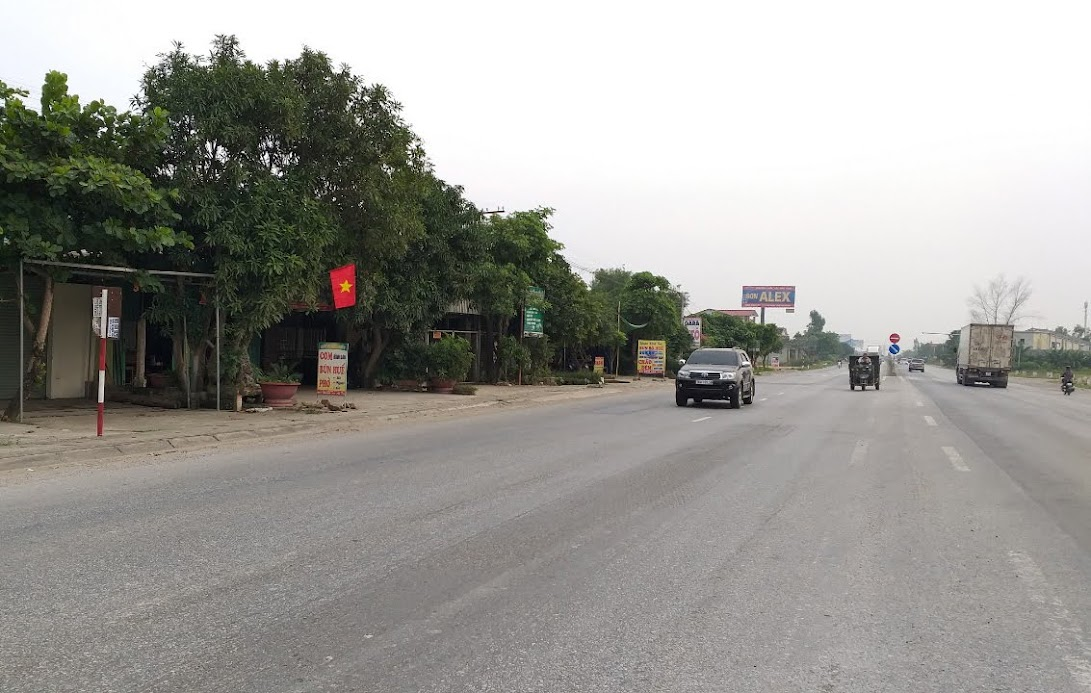 Nhiều hộ dân xã Nghi Long, huyện Nghi Lộc đang khiếu kiện vấn đề bồi thường GPMB dự án mở rộng Quốc lộ 1A