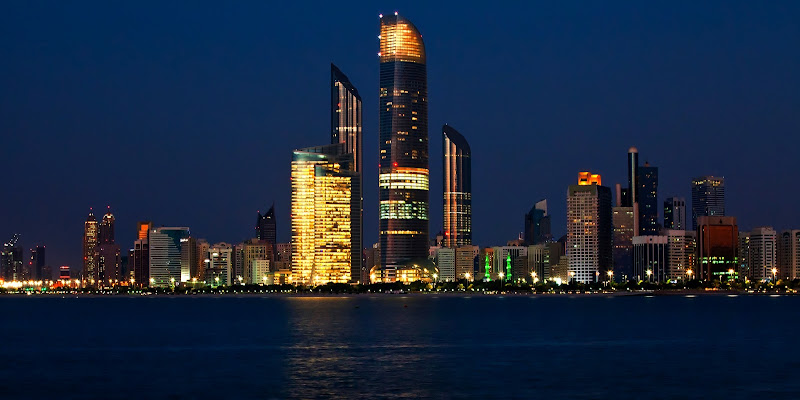 Saluti da Abu Dhabi di FrancescoPaolo