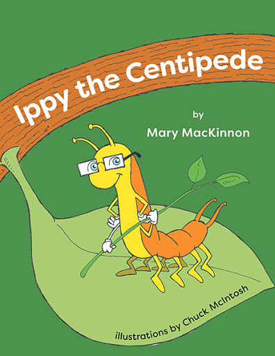 Ippy the Centipede cover