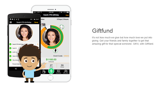 Group Gift-Giving Made Easy with Giftfund!