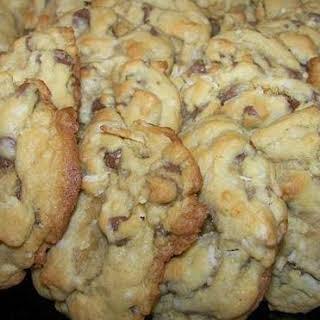Almond joy joy Cookies.