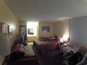 Photo: Stopover at a motel in Oxnard