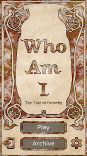 Who Am I: The Tale of Dorothy - náhled