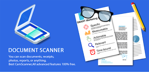 Document scanner - Cam scanner, Scan to PDF – Programme op