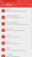 Screenshot of TV Cable Chile (Guía)