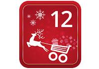 Angebot für Adventstürchen Nr. 12 im Supermarkt