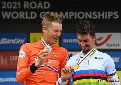 """Nederlander die paar weken geleden niet kon stappen heeft zilver: """"Ik vroeg Mathieu wat hij wilde dat ik deed"""""""