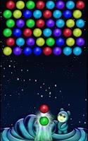 Screenshot of Space Bubble Shooter