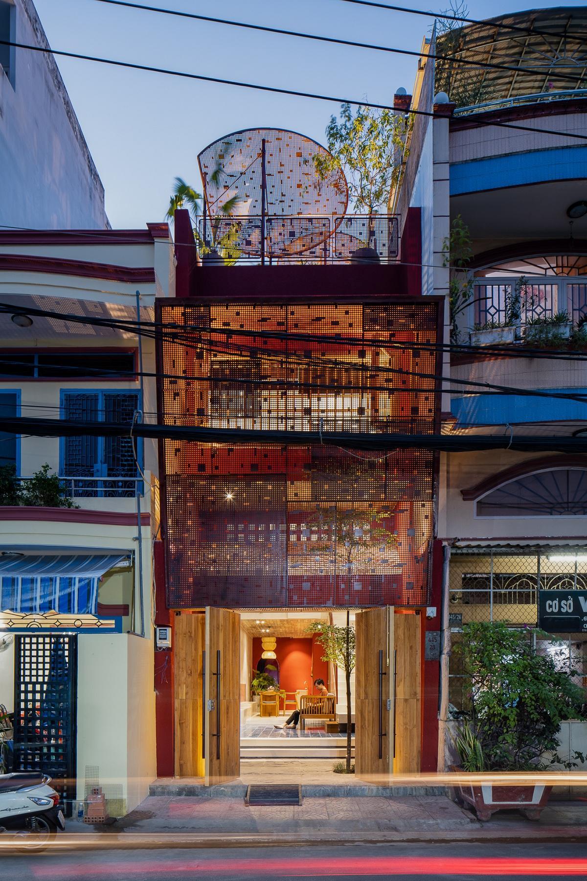 THD House - Món quà dành tặng mẹ | AD9 Architects