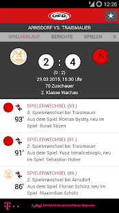 oefb.at Fußball Österreich- screenshot thumbnail