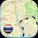 タイオフライン地図とガイド