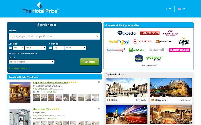 Thehotelprice Best Hotel Price Chrome Web Store