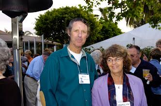 Photo: Bill Hamilton and Marilyn Stennett Hamilton '60