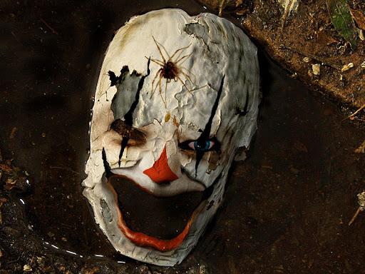 Horror Clown Live Wallpaper