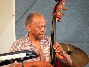Photo: Cecil McBee withThe Cookers