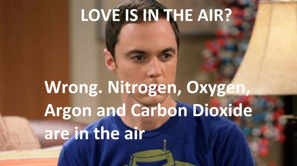 Photo: Love is in the air?