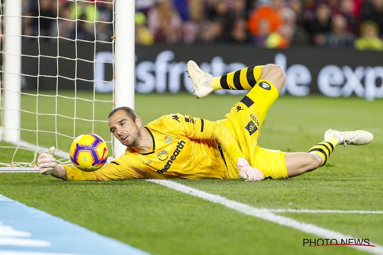 OFFICIEEL: AS Roma haalt Spaans international om één jaar na datum Alisson te doen vergeten