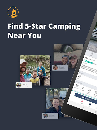 The Dyrt Camping App: Tent & RV Campsites Finder 3.1.36 screenshots 7
