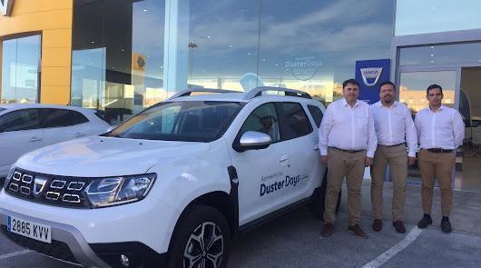 Llévate Gratis tu Dacia Duster en Syrsa Almería