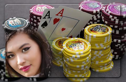 Poker Photo Frames - náhled