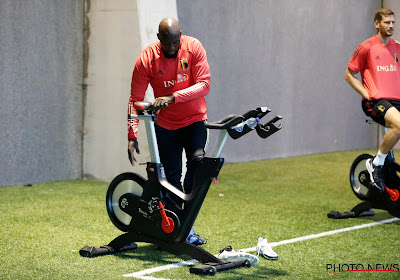 Romelu Lukaku verschijnt op wedstrijdblad tegen Engeland