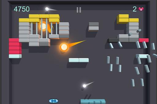 Advanced Brick Breaker  captures d'écran 2