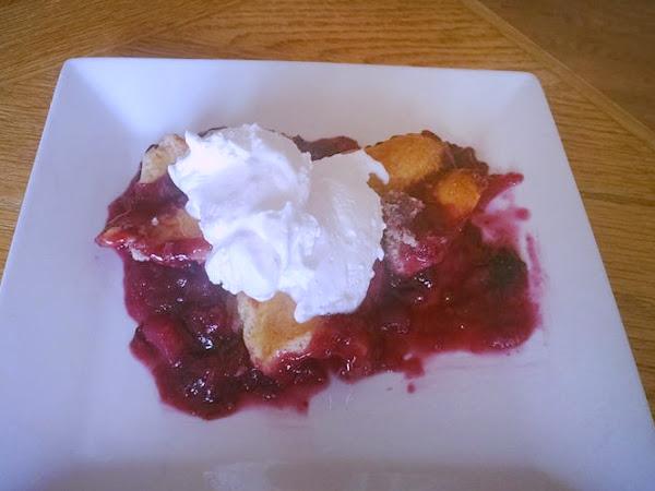 Apple Blueberry Bottomless Pie Recipe