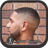 Short Black Men Hairstyle