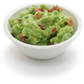 Better-than-Chipotle Guacamole.