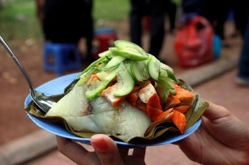 Phố cổ Hà Nội với các món ăn vặt chiều thu 3