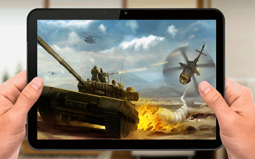 AirForces Attack World Tanks