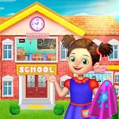 Messy High School Cleaning: Girl Room Cleanup Game Android APK Download Free By Mini Gamers Club