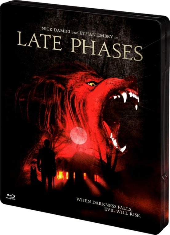 Filme Poster Late Phases BRRip XviD & RMVB Legendado