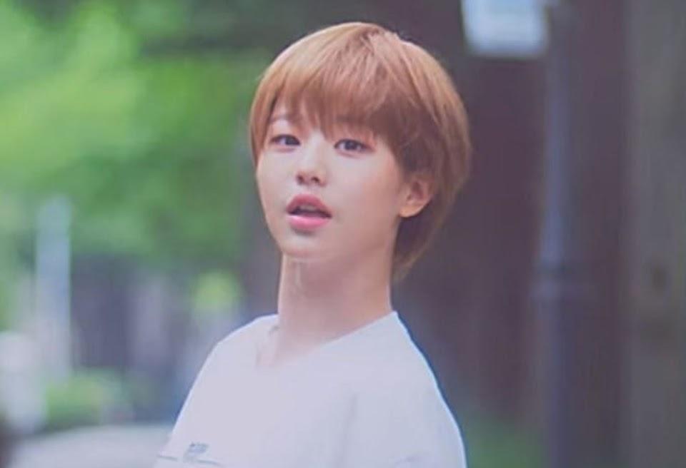 wonyoung iz one