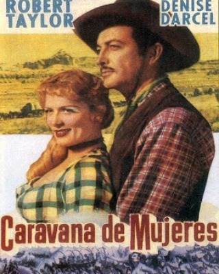 Caravana de mujeres (1951, William A. Wellman)
