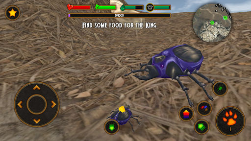Rhino Beetle Simulator screenshot 13