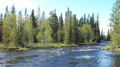 Photo: Gysån vid Kiltjärnsbäcken