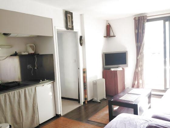 Vente appartement 2 pièces 28,8 m2