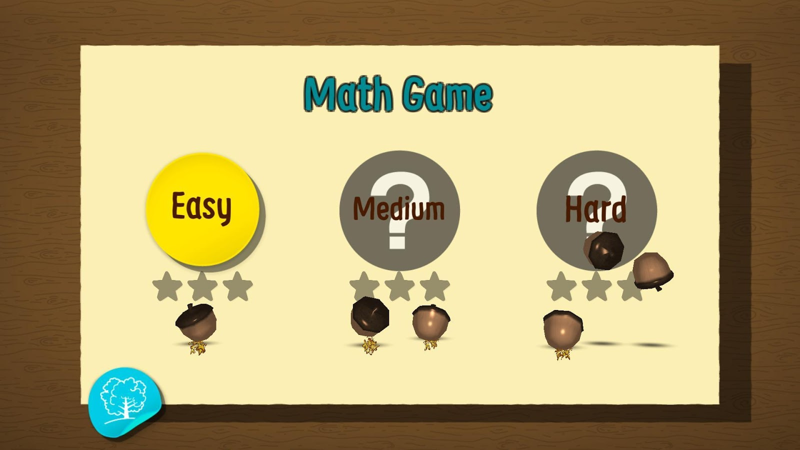 Lucky's Math Game- screenshot