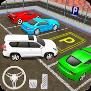 Luxus Prado Auto Parken Auto Spiele