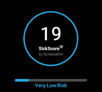 Sickweather- screenshot thumbnail