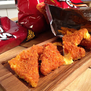 Cheese-Stuffed Doritos.