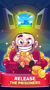 Idle Prison Tycoon: Gold Miner Clicker Game Screenshot