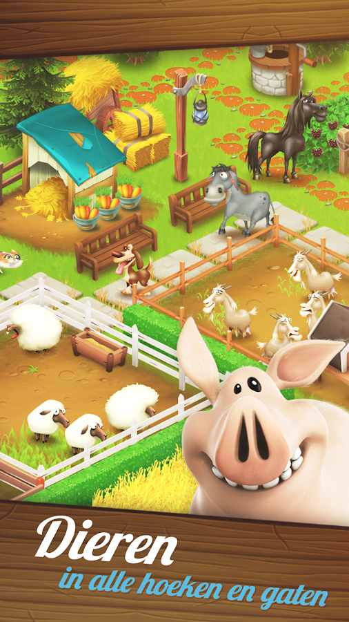 Hay Day: screenshot