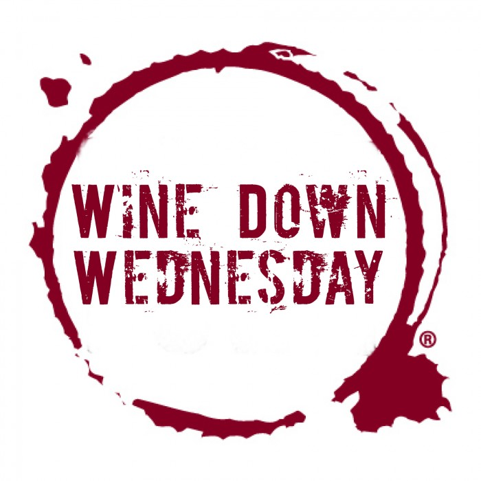Logo for Wine Down Wednesday