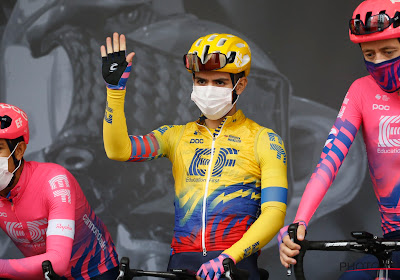 Voorlopig geen opvolger voor Sergio Higuita: Colombiaanse kampioenschappen uitgesteld door het coronavirus